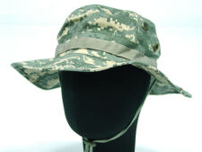 SWAT US Airsoft Digital ACU Camo MILSPEC Boonie Hat Cap