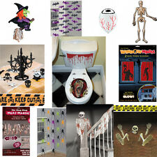 Halloween Party Decorations,Balloons,Pinatas,Awards,Scene Setters,Hanging Decs