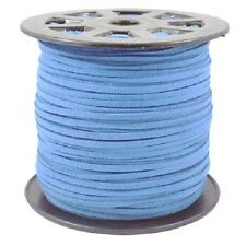 Faux Suede Cord, String, Thong 3mm x1.5mm -Various Colours and Lengths Available
