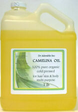 CAMELINA OIL BY DR.ADORABLE 100% PURE ORGANIC NATURAL  2oz-UP TO 7 LB/ 1 GALLON