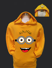 DESPICABLE ME MINION HOODIE