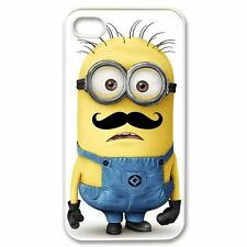 Despicable Me Minion Mobile Phone Case Cover for Apple Iphone 4, 4s, 5 ,5s & 5c