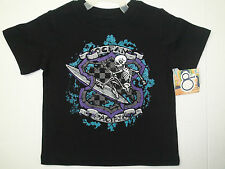 Baby Boys OP Ocean Pacific surfing skeleton t-shirt size 18 months
