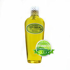Organic Sunflower Oil Unrefined High Oleic 2 oz 4 oz 8 oz up to Gallon Free Ship