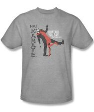 Hai Karate What Did You Say Your Name Was? Licensed Tee Shirt S-3XL