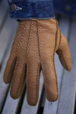 PECCARY LEATHER GLOVES -All Colors -All Size's -