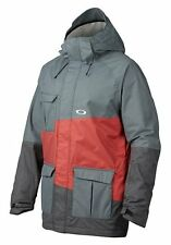 OAKLEY COTTAGE JACKET ORION BLUE NEW FW 2014 S M L XL GIACCA SNOWBOARD