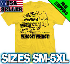 ★What day is it? Hump Day! Camel Shirt Funny Geico Commercial All Sizes Sm-5XL