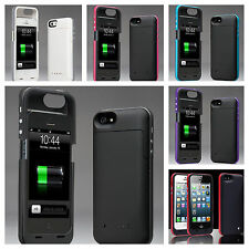 iPhone 5/5S Extended Power Pack Battery Case/Cover Hybrid Juice External Backup