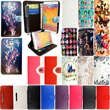 FOR SAMSUNG GALAXY NOTE 3 N9000 BOOK WALLET PU LEATHER FLIP CASE COVER + STYLUS