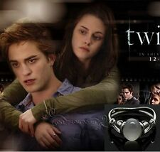 New Twilight BELLA Natural Moonstone Ring Isabella Swan Cullen Vampire S925