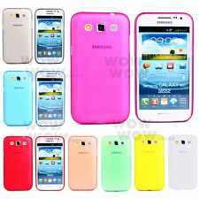 Ultra-thin 0.5mm Transparent Matte Shell Case For Samsung Galaxy Win Duos i8552