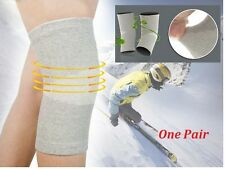 1 Pair~Warming Knee Joint Support Blood Circulation Arthritis Brace Pain Relief