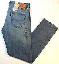 New Men's Authentic Levi's 508 Regular Taper Fit Faded Blue Color Jeans MSRP:$64