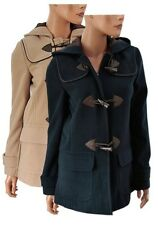 El Corte Ingles Designer Duffle Coat, BNWT, Sizes 10 to 14,  RRP 69.95 Euros