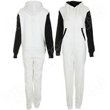New Boys Kids Football Kit Fulham Spurs Onesie Fleece All In One Jumpsuit Size
