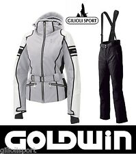 GOLDWIN PEPLUM Ladies Ski JACKET+Ski Ladies PANTS Completo Uomo Donna - SKI SET