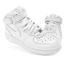 New Nike AIR FORCE 1 MID (GS) 314195-113 Youth Size 4 thru 7 Sneakers Shoes