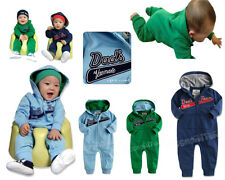 Baby Clothes Boy Girl Babygrows- CHRISTMAS GIFT DEAL (SPORTY HOODS TRACKSUIT)