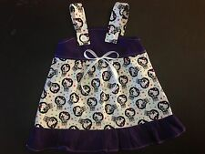 Hello Kitty KISS Rock N Roll Band Baby Infant Toddler Dress *You Pick Size*