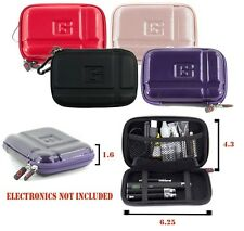 Large Universal Portable Semi Hard Cover E-cig Electronic Cigarette Travel CASE