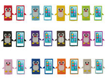 Cute Penguin Soft Gel Silicone Case Skin Cover for Apple iPod Nano 7 7G 7th Gen
