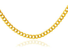 Gold Cuban Link Lobster Chain Claw Clasp 2.85 mm Made in USA