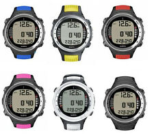 Suunto D4i Elastomer Strap Dive Watches  With USB - 6 Colors Choice