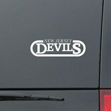 New Jersey Devils 0754 Sports Hockey Vinyl Sticker Decal