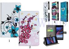 Luxury PU Leather Wallet Stand Case Cover F Sony Xperia Z1 C6902 / L39H experia