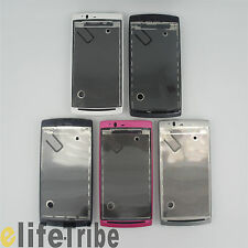 New Full Housing Cover Case for Sony Ericsson Xperia Arc S X12 LT15i LT18i