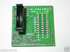 6 type New Laptop Motherboard CPU LED Test Card 989 AMD 638 Intel Centrino