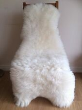 Luxury Rug Sheepskin ® XXXXL Eco Natural - Original Sheepskin, Brand New, Geniue