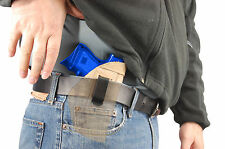 NEW Barsony Tan Leather IWB Gun Holster for S&W, M&P Compact 9mm 40 45