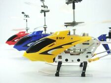 NEW SYMA RC Helicopter S107G Remote Control Gyro Mini 3 Channel Latest Model 3CH