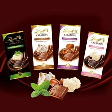 FRENCH FAVORITE LINDT CREATION LINE OF CHOCOLATE - FABULOUS, INTENSE, DECADENT