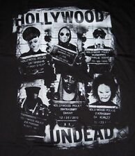 HOLLYWOOD UNDEAD Black T-Shirt Mens Tee 2 Sided Graphics