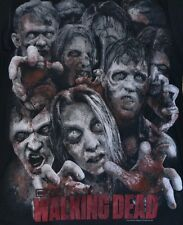 "AMC's The Walking Dead ""Zombie Horde"" T-Shirt  Officially Licensed Tee"