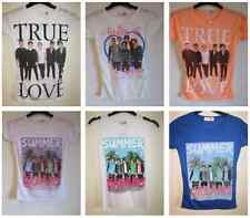Girls t-shirts - One Direction print - white (7-13) kids, tops, vest, t-shirts