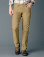 Dockers Pants 5- POCKET STRAIGHT FIT BEIGE PANTS KHAKI CHINOS MEN 100% COTTON
