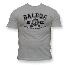 T-Shirt MMA.BALBOA BOXING - Ideal for Gym,Training,MMA Fighters,Casual wears!