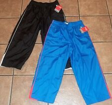 Womens DANSKIN Now TRACK CAPRIS~size XS 0-2 NWT Athletic WORKOUT Cropped Pants