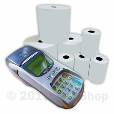 57mm x 40mm Thermal Paper Credit Card Machine Till Rolls PDQ Streamline receipt