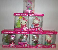 HELLO KITTY CHRISTMAS ORNAMENTS MULTIPLE STYLES NEW IN BOX YOU CHOOSE