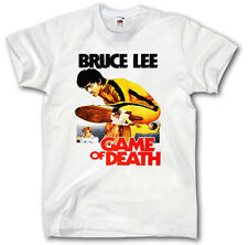 GAME OF DEATH BRUCE LEE SHIRT S - XXXL KUNG FU LEGEND KARATE