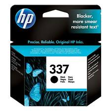 GENUINE HP 337 BLACK INK CARTRIDGE FOR HP / HEWLETT PACKARD PRINTERS (C9364EE)