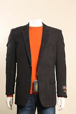 New Mens 2 Button Black Sport Coat Sport Jacket Blazer Italian Italy design