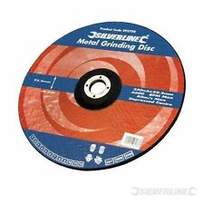 Angle Grinder Discs New Stone Metal 100 115 mm 40 60 80 Grit GroveParkDIY.co.uk