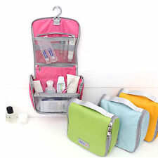 Travel Trip Cosmetic Case Toiletry Makeup Wash Bag Organizer Pouch Hanging Case
