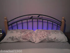 "BEDROOM AMBIENT MOOD LIGHTING - 7.6cm0"" SINGLE BED SIZE"